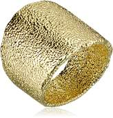 Karen Kane Sandy Beach Gold Band Ring