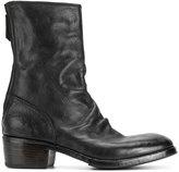 Premiata pull-on boots