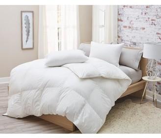 Batiste Amberly Bedding German White Goose Down Comforter Weight King