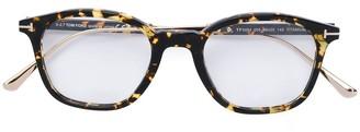 Tom Ford Tortoiseshell Effect Glasses