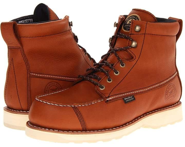 Irish Setter Wingshooter 7 Soft Toe Men's Work Boots