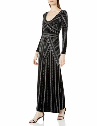Marina Women's Sequin Gown