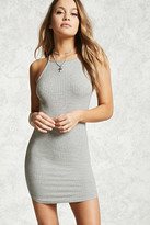 Forever 21 Bodycon Ribbed Dress