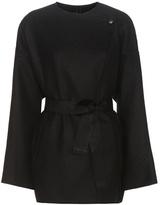 Isabel Marant Feodor Virgin Wool And Cashmere Coat