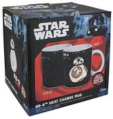 Star Wars BB8 Heat Change Mug, Multi-Colour