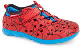 Stride Rite Made2Play Phibian Spiderman Shoe Sneaker (Baby, Toddler, & Little Kid)