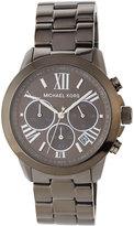 MICHAEL Michael Kors Jet Set 40mm Chronograph Bracelet Watch, Black