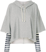 Semi-Couture Semicouture hooded sweatshirt