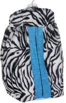 Baby Doll Bedding Zebra Minky Diaper Stacker