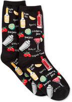 Hot Sox Women's Cocktails Socks