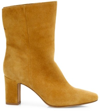 Tabitha Simmons Lela Suede Ankle Boots