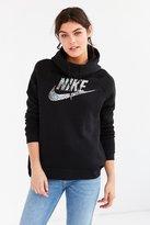 Nike Foil Rally Hoodie Sweatshirt