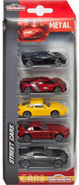 Majorette 5 Pack Diecast Vehicles Assorted