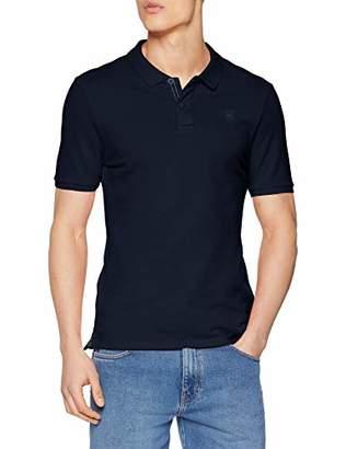 Blauer Men's Polo Manica Corta Shirt,L