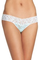 Hanky Panky Women's Print Low Rise Thong