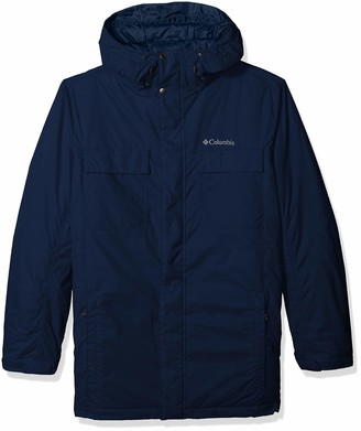Columbia Men's Big and Tall Ten Falls Big & Tall Jacket