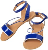 Crazy 8 Strappy Sandals