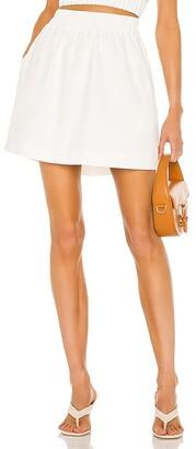 Line & Dot Josie Mini Skirt