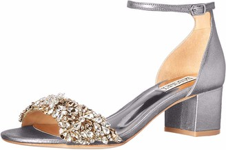 Badgley Mischka Women's Vega II Heeled Sandal