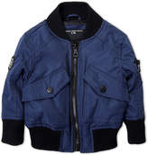 Urban Republic Infant Boys) Flap Pocket Bomber Jacket