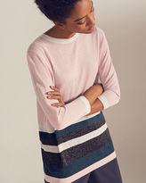 Ted Baker Glitter striped sweater