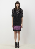 Dries Van Noten Black Dina Dress