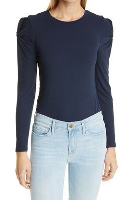 Frame Twisted Long Sleeve T-Shirt