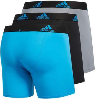 adidas Men 2-Pk. ClimaLite Boxer Briefs
