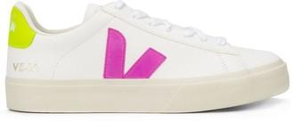 Veja Contrast Logo Sneakers