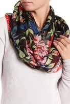 Collection XIIX Beautiful Blossoms Infinity Scarf