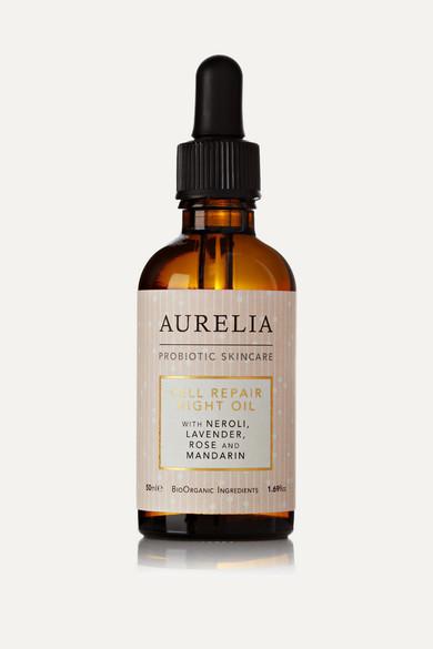 Aurelia Probiotic Skincare Cell Repair Night Oil, 50ml - one size
