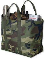 L.L. Bean Hunter's Tote Bag, Open-Top