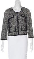 Kate Spade Tweed Cropped Jacket
