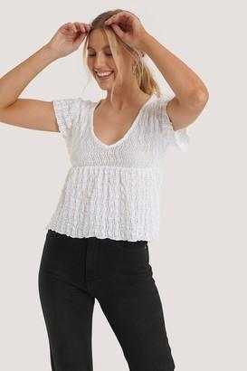 Trendyol V-Neck Knitted Blouse