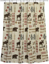 Bacova Guild North Ridge Shower Curtain