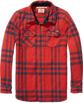 Scotch & Soda Flannel Check Shirt