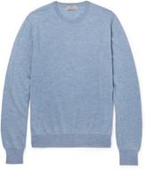 Canali - Mélange Wool Sweater