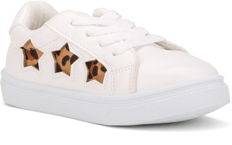OLIVIA MILLER Star Toddler Girls' Sneakers