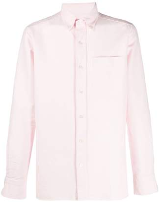 Tom Ford Chest Pocket Buttoned Shirt