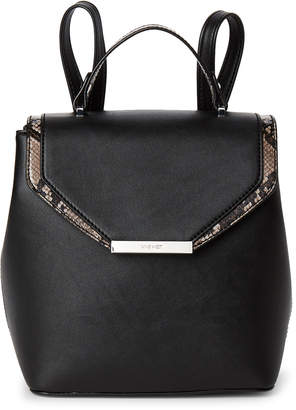 Nine West Black Haidyn Convertible Backpack