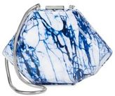 McQ by Alexander McQueen Marbled Leather Clutch