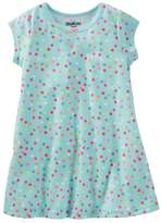 Osh Kosh Oshkosh Bgosh Girls 4-12 Print Sleep Dress