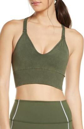 Free People Good Karma Sports Bra