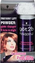 Got2b Got 2B Powder'Ful Volumizing Style Powder 0.35oz (2 Pack)