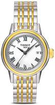 Tissot Two-Tone Carson Watch, 29.5mm
