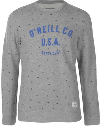 O'Neill Laid Back Crew Sweater Mens