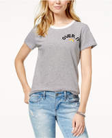 Bow & Drape Over It Graphic T-Shirt