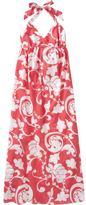 Women's Linen-Blend Halter Dresses