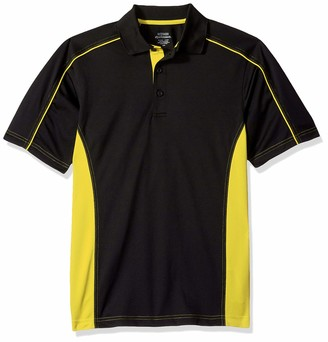 Ashe Xtream Men's Eperformance Fuse Snag Protection Plus Colorblock Polo