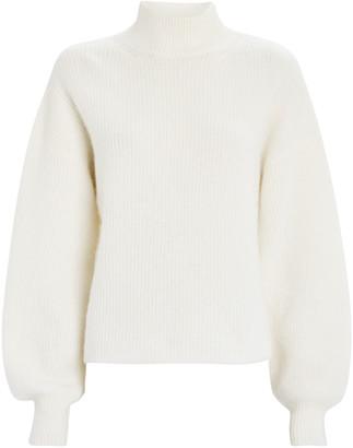 Intermix Mallory Alpaca-Wool Sweater